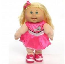 Cabbage Patch Kids Cheerleader Doll- New in Box