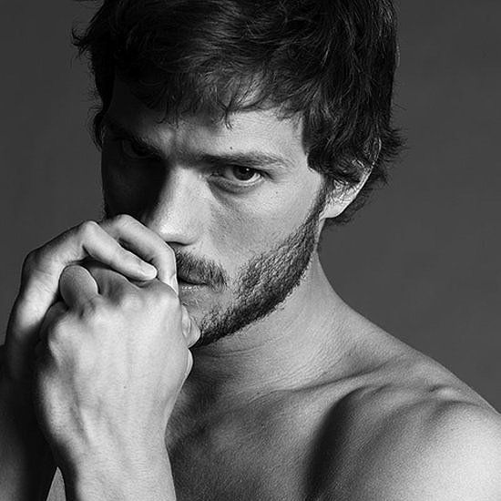 I think I like this selection for FOG much better!!  The Hottest Jamie Dornan Pics We Could Find