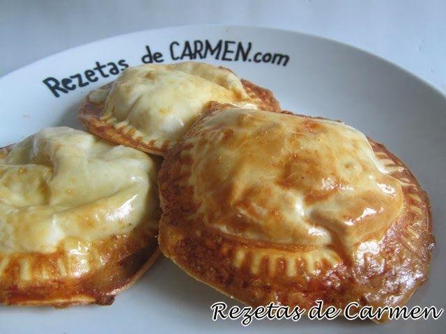 Empanadillas de lomo con queso