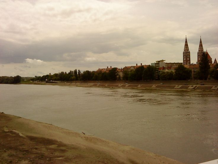River Tisza, Cathedral - Szeged