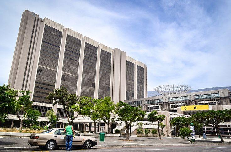 Civic Centre, Cape Town. #SouthAfrica #business #work | www.savisas.com |