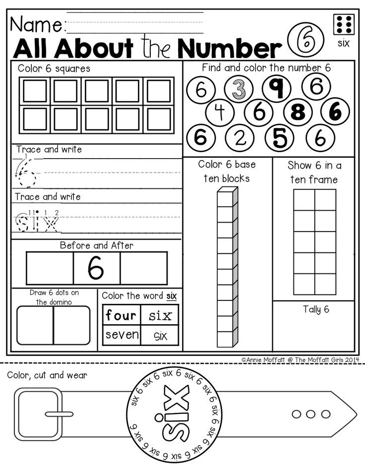 Numbers 1-20 pages. 11 different activities and I LOVE the WEARABLE number word WATCHES! Just color, cut and wear! How FUN!