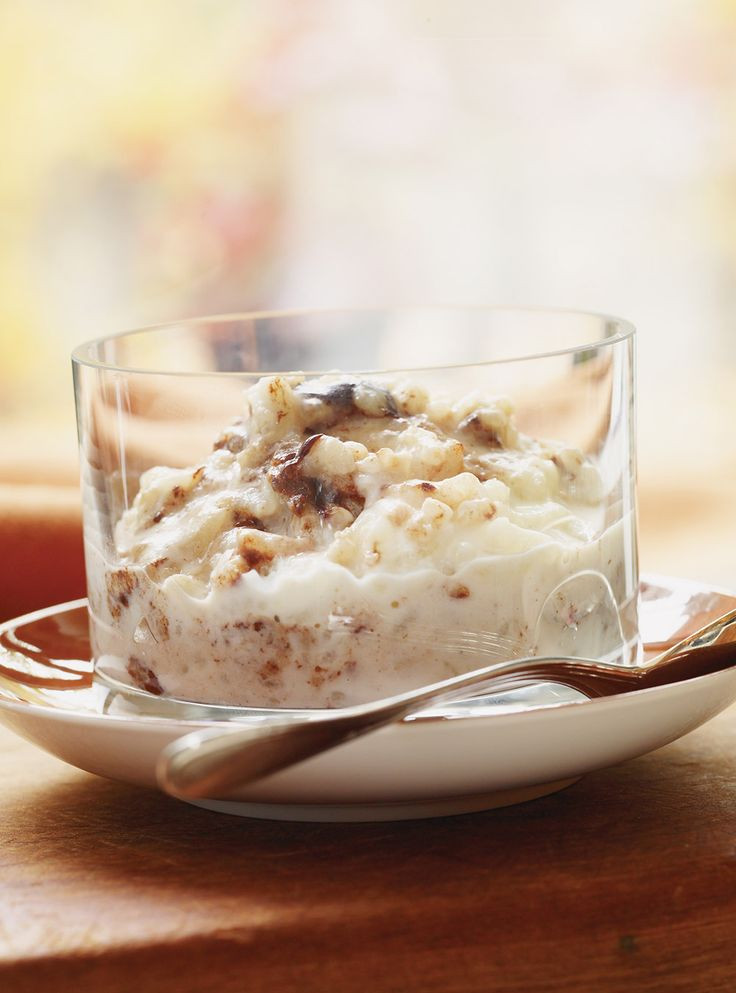 Ricardo's Recipe : Slow-Cooked Rice Pudding