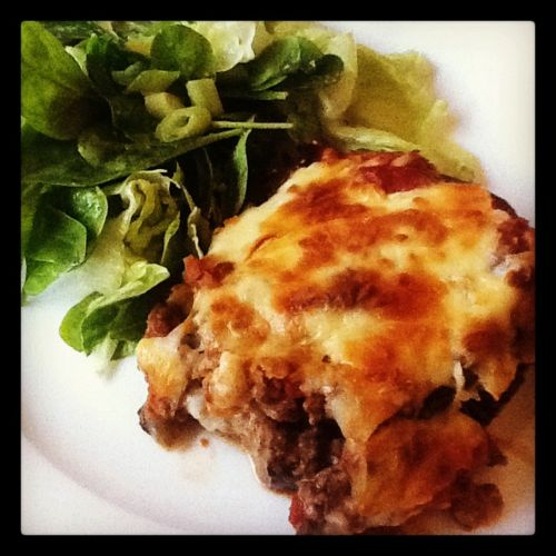 Moussaka, Michelle bridges