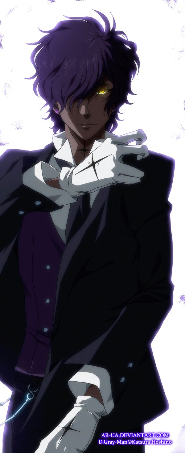 D.Gray-Man: Tyki Mikk by AR-UA