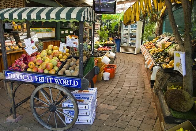 Tropical Fruit World in Australia!