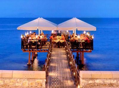 Kaiser Bridge Restaurant | Εστιατόριο | Corfuland.gr | Προτάσεις - Κέρκυρα