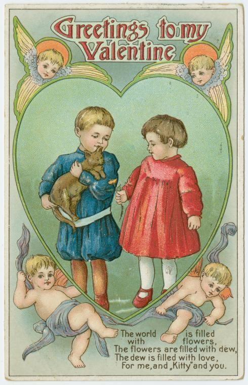 valentines poems parents