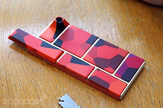 Google's Project Ara wants to revolutionize the smartphone industry within a year #mobile #development