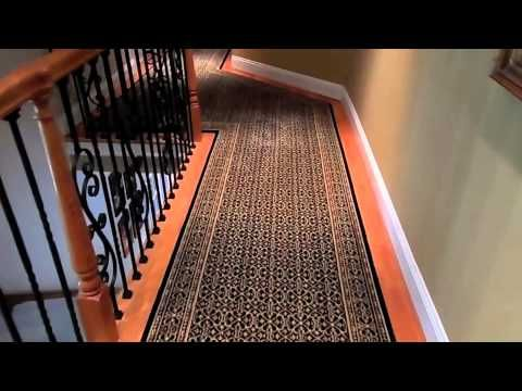 9 Best Videos Custom Hall And Stair Runner Installations
