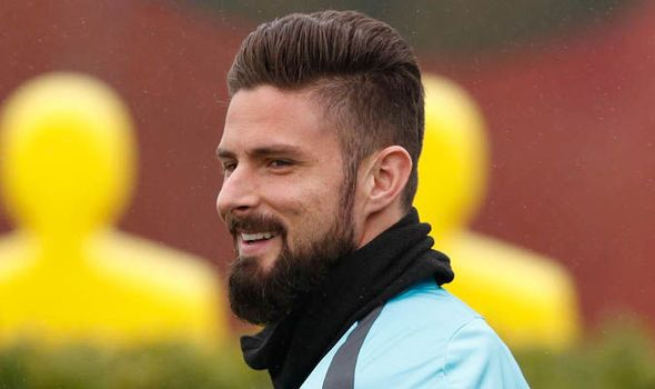 Arsenal fans mock Olivier Giroud as Chelsea start with NO strikers against Barcelona via Arsenal FC - Latest news gossip and videos http://ift.tt/2olQZnc Arsenal FC - Latest news gossip and videos IFTTT