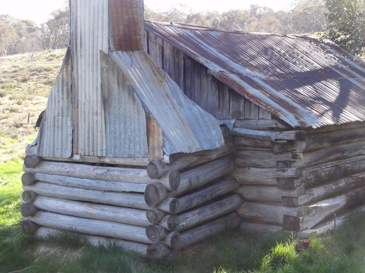 Guys Hut - Snowy Plains, Victorian High Country, Australia by Ian Fletcher
