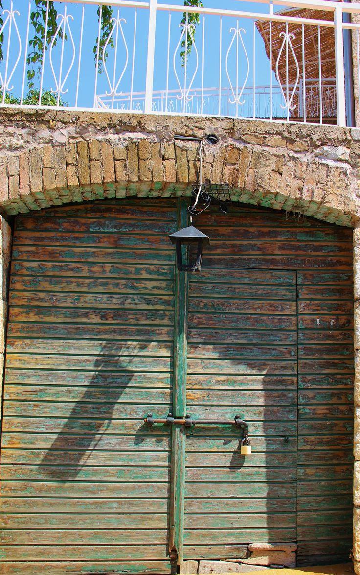 Door - Jelsa, Hvar, Croatia