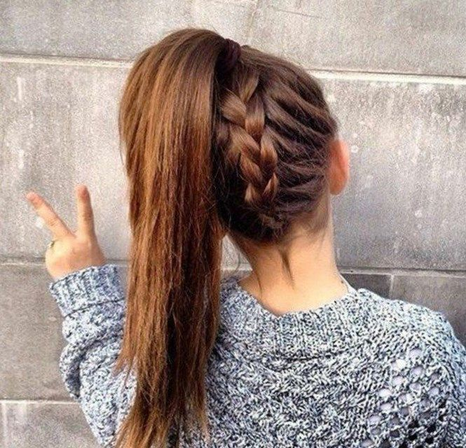 17 best ideas about Coiffure Swag on Pinterest | Tresse, Coiffure ...