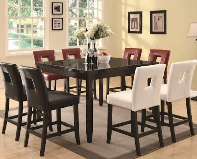 pub kitchen table metal cabinets bar style dining room sets in 2018 pinterest home ideas pubsetkitchendiningrooms