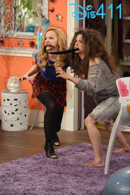 """Liv and Maddie"" - Dove Cameron and Laura Marano"