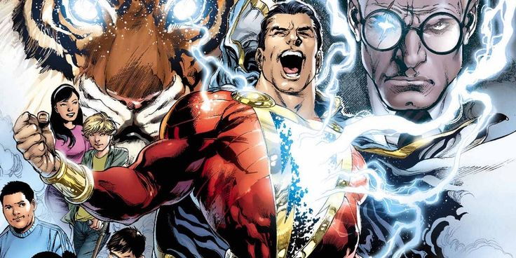 Baseless rumors are spreading about Warner Bros. canceling the unofficially titled DC Extended Universe, but no one's told Shazam! directo...