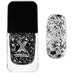 Formula X For Sephora - Xplosives Top Coats in Chaotic - black and white confetti   #sephora