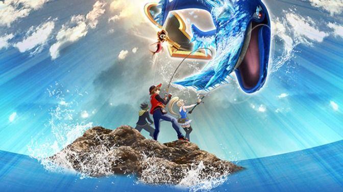 بانداي نامكو تعلن عن لعبتين جديدة لجهاز السويتش صيد سمك وتربية وحوش Pool Float Park Slide Pool