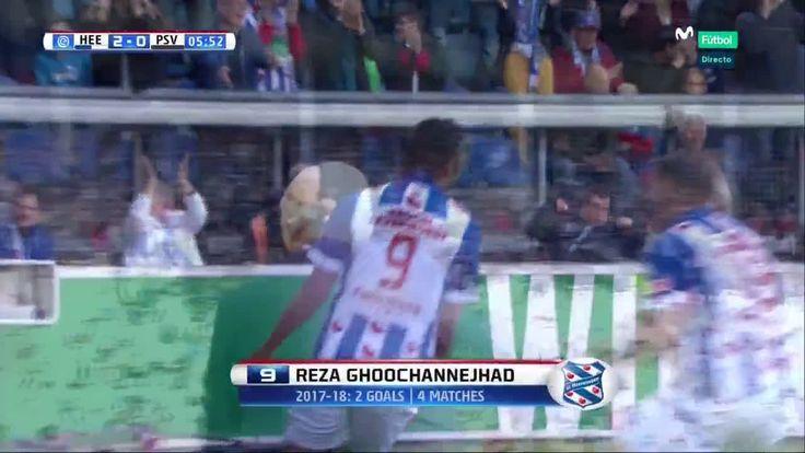 SC Heerenveen - PSV Eindhoven Geniş Özeti