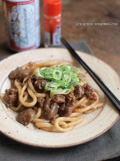 ぼっかけ焼きうどん。 by ささきのりこ。さん | レシピブログ - 料理 ...