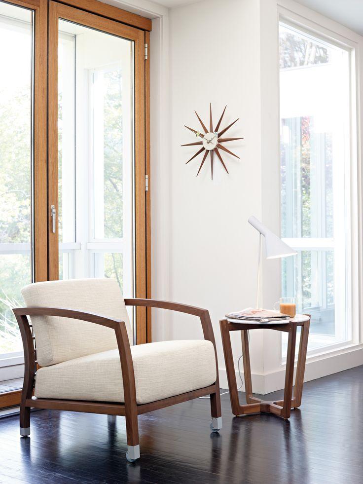 STUA's Malena Armchair in Basket Weave NEW | Designed by Jon Gasca