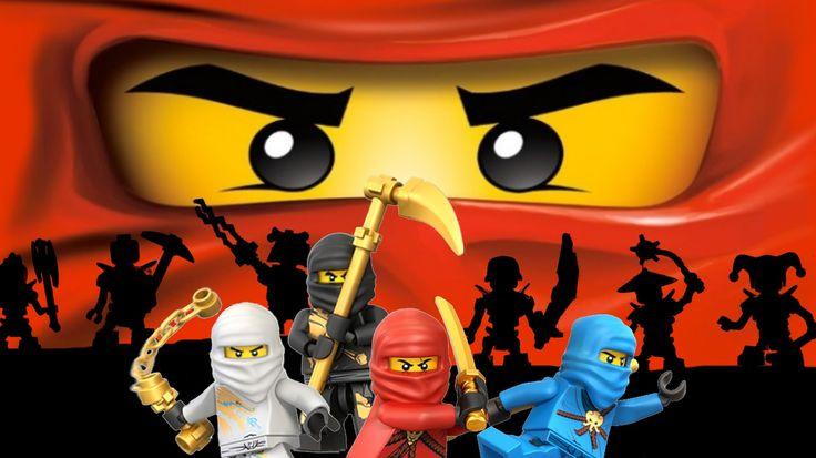 Лего ниндзя го.5 Драконов Ниндзя.Игрушки для Мальчиков.Ниндзяго.#LegoNin...