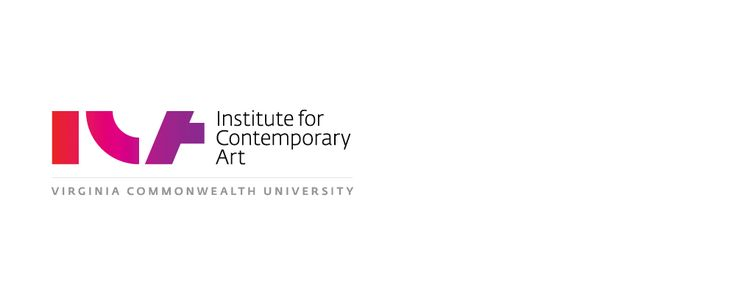 New Logo for VCU Institute of Contemporary Art by Sullivan
