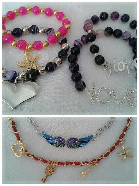 Pulseras - Bracelets MONA MONTES