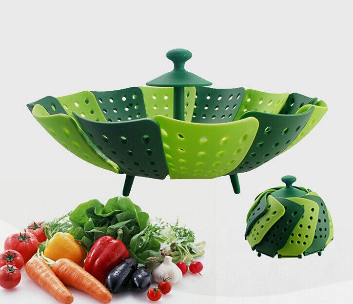 microwave vegetable steamer how to use
