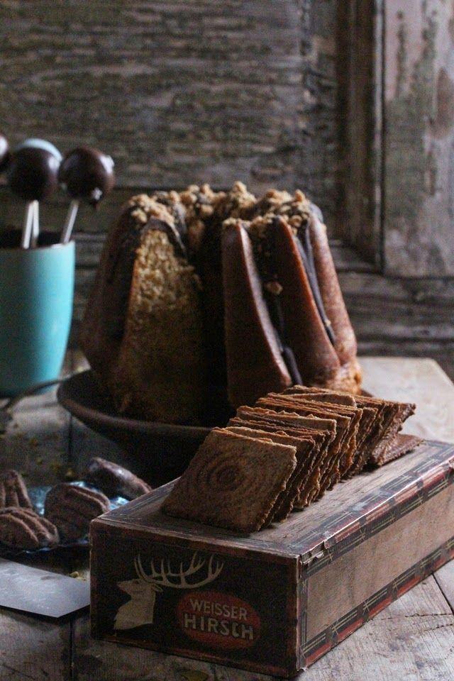 Teigfabrik : Vom Spekulatius - Gugelhupf und dem weihnachtlichen Sweet Table