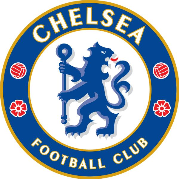 Chelsea FC club badge 2006 onwards