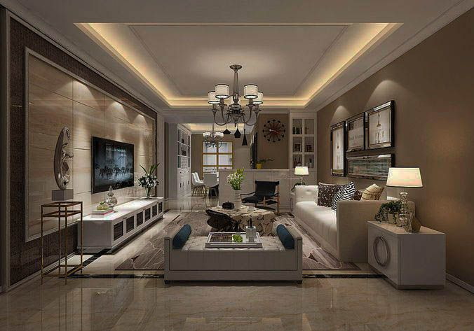 Fashionable Modern Living Rooms Contemporary Living Room Design