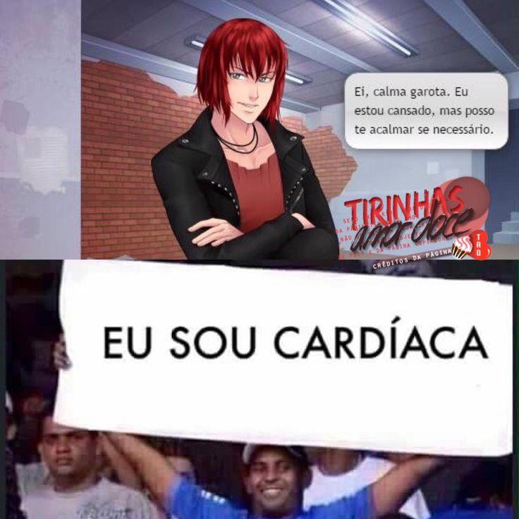 Vem Castiel ( ͡° ͜ʖ ͡°)  Amor Doce