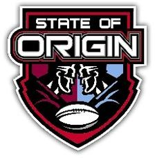 To attend a State of Origin game x