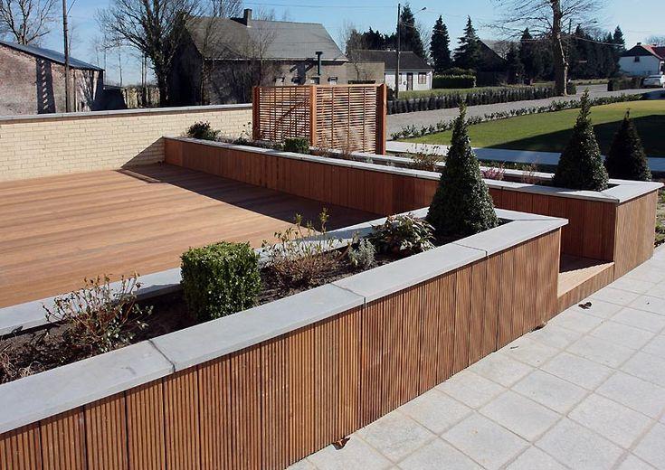 Les 112 meilleures images propos de terrasse jardin sur pinterest j - Les menuiseries parisiennes ...