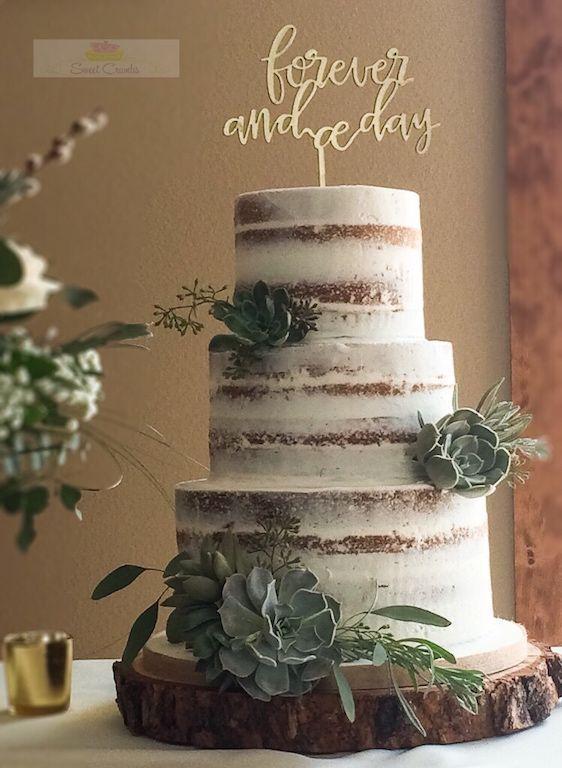 Resultado de imagem para bolo decorado com suculenta
