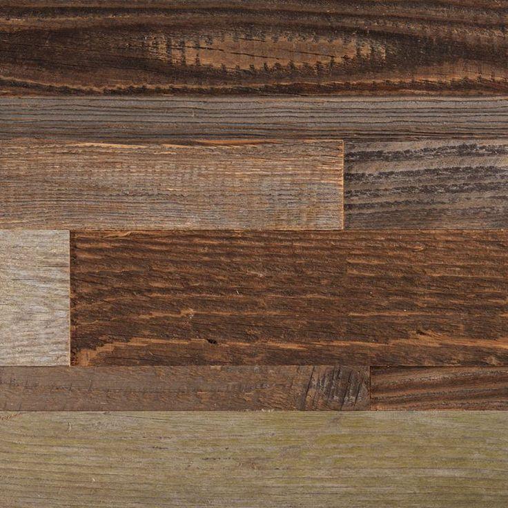 CUBE - Legno Vecchio Asciugato dal Sole