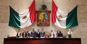 Coadyuva Congreso del Estado a reforzar Democracia Participativa con la aprobación de Ley Electoral