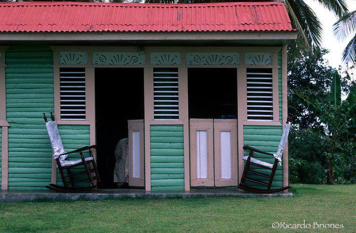 Casa Campesina Republica Dominicana Increible The