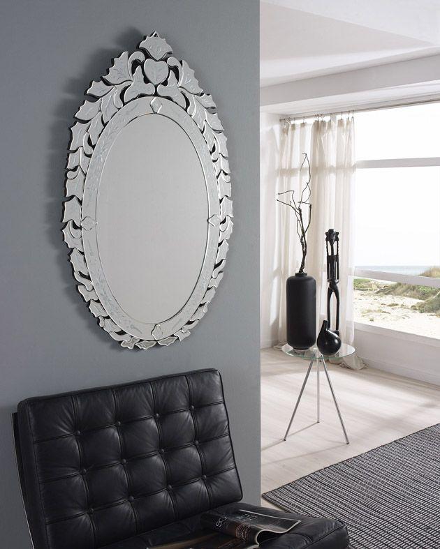 Venezianischer spiegel udinese dekoration beltr n ihr spiegel shop f r elegante spiegel in - Dekoration spiegel ...