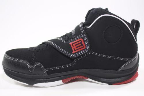 NEW-RARE-Converse-EB2-Elton-Brand-Mid-Black-Red-White-112396