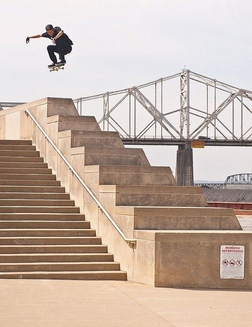 Ollie · Gap · Bridge · Stairs · Spot · Board · Skate · Life · Big