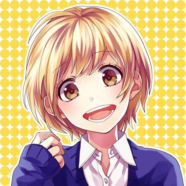 # Honeyworks # anime girl