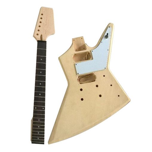 All parts included to make your own guitar. Simple, assembly (All routing, shaping and drilling pre-done). As per all our guitars, you can expect delivery to your door within 30 – 45 business days. Customise Your Order
