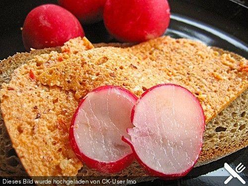 Pimento 'Käse', sooo lecker & vegan