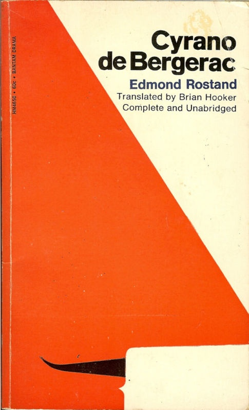 edmond rostands cyrano de bergerac essay Cyrano de bergerac by edmond rostand paper instructions: for a french history of theater class introduction should present the author, his works, importance.