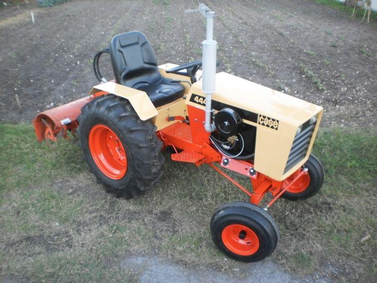 C E Af D Fe Tractors