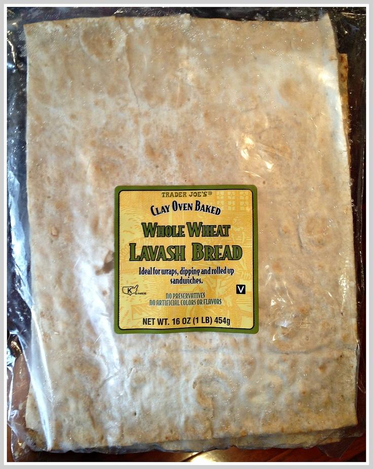 Lavash Bread Pizza