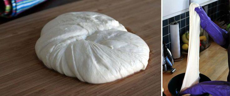 30 Minute Mozzarella